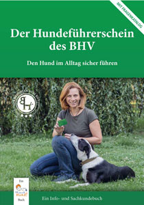 Buch Hundefuehrerschein des BHV
